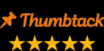 5-Star Review on Thumbtack